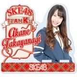 SKE48 2016年2月度個別グッズ「モバイルスタンド」 高柳明音