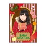 SKE48 2016年2月度個別グッズ「下敷き(バレンタイン)」 髙寺沙菜