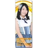 SKE48 2016年6月度個別グッズ「ロングクリアポスター」 杉山愛佳