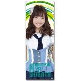 SKE48 2016年6月度個別グッズ「ロングクリアポスター」 柴田阿弥