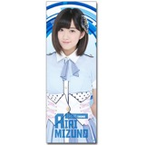 SKE48 2016年6月度個別グッズ「ロングクリアポスター」 水野愛理