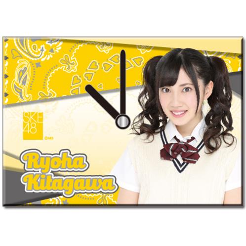 SKE48 2016年7月度個別グッズ「パネルクロック」 北川綾巴
