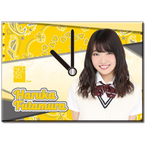 SKE48 2016年7月度個別グッズ「パネルクロック」 二村春香