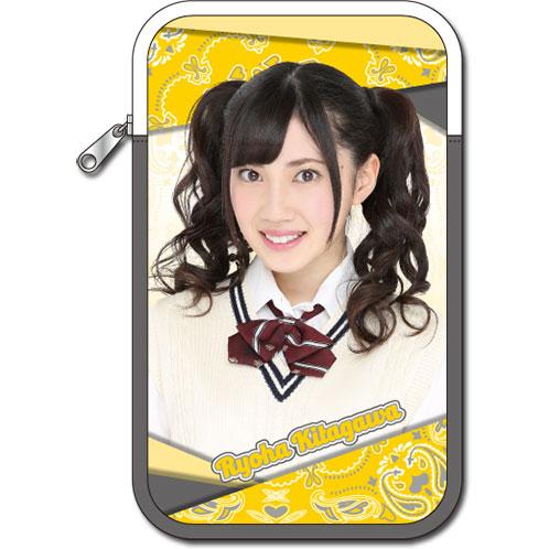 SKE48 2016年7月度個別グッズ「モバイルポーチ」 北川綾巴