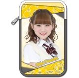 SKE48 2016年7月度個別グッズ「モバイルポーチ」 都築里佳