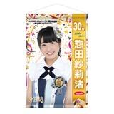 SKE48 2016年7月度個別グッズ「AKB48 45thシングル選抜総選挙『BIGタペストリー』」 惣田紗莉渚