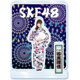 SKE48 2016年8月度個別グッズ「アクリルスタンド(浴衣Ver.)」 谷真理佳
