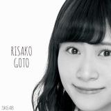 SKE48 個別アートキャンバス 後藤理沙子