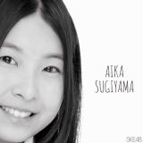 SKE48 個別アートキャンバス 杉山愛佳