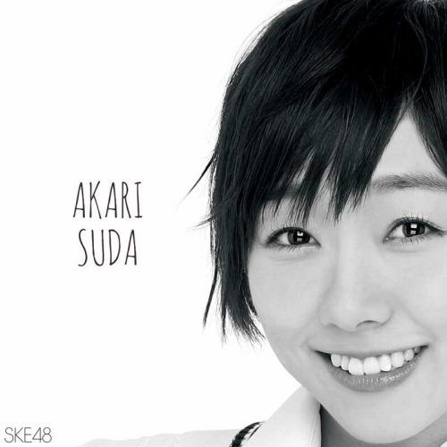 SKE48 個別アートキャンバス 須田亜香里