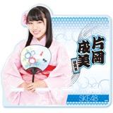 SKE48 2016年8月度個別グッズ「モバイルスタンド(浴衣Ver.)」 片岡成美