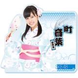 SKE48 2016年8月度個別グッズ「モバイルスタンド(浴衣Ver.)」 町音葉