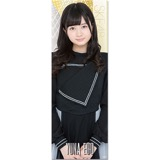 SKE48 2016年9月度選抜個別グッズ「メタリックロングポスター」 江籠裕奈