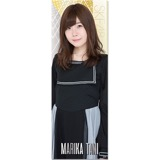 SKE48 2016年9月度選抜個別グッズ「メタリックロングポスター」 谷真理佳