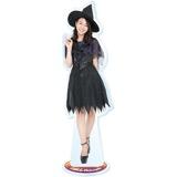 SKE48 2016年10月度個別グッズ「BIGアクリルプレート(ハロウィンVer.)」 松本慈子