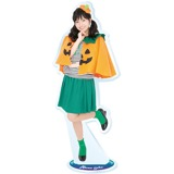 SKE48 2016年10月度個別グッズ「BIGアクリルプレート(ハロウィンVer.)」 後藤楽々