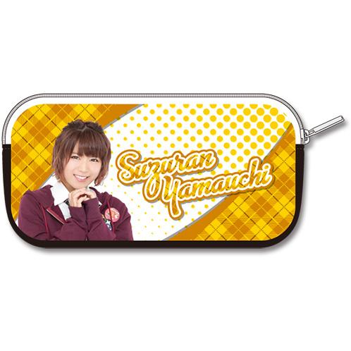 SKE48 2016年11月度個別グッズ「マルチケース」 山内鈴蘭