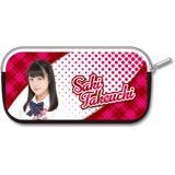SKE48 2016年11月度個別グッズ「マルチケース」 竹内彩姫