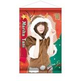 SKE48 2016年12月度個別グッズ「A3タペストリー」 谷真理佳