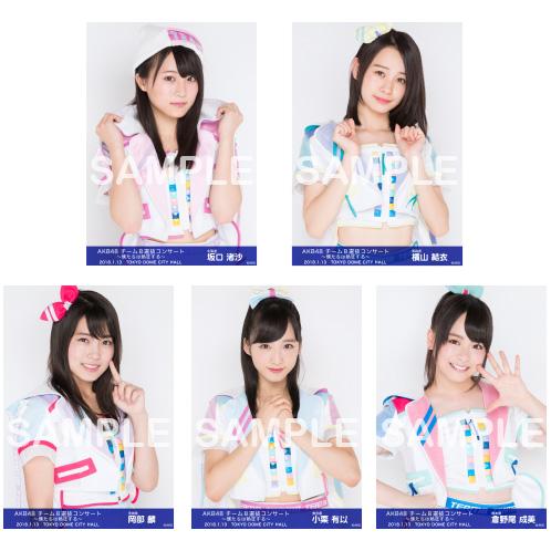 AKB48 チーム8選抜コンサート~僕たちは熱狂する~ ランダム生写真