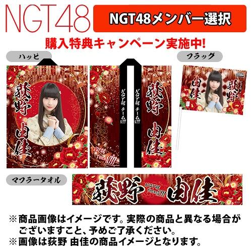 【6月上旬~6月中旬より順次配送】AKB48 53rdシングル 世界選抜総選挙 推し応援セット NGT48Ver.